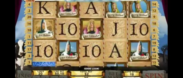 Spamalot Slot Machine Dafabet Casino
