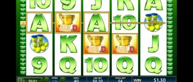 Tennis Stars Slot Machine Dafabet Casino