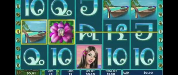 Thai Paradise Slot Machine Dafabet Casino