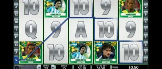 Top Trumps World Football Dafabet Casino