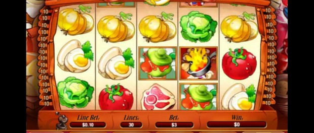 Whats Cooking Slot Machine Dafabet Casino