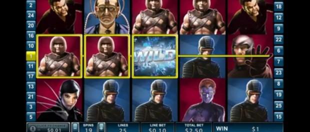 X Men Slot Machine Dafabet Casino