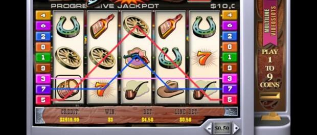 Silver Bullet Slot Machine Dafabet Casino