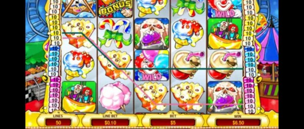 Thrill Seekers Slot Machine Dafabet Casino