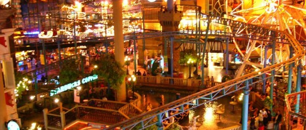 Genting Highlands Casino Theme Park Malaysia