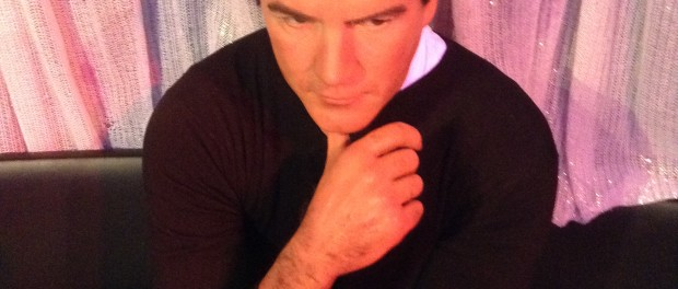 Simon Cowell at Madame Tussauds Las Vegas Nevada