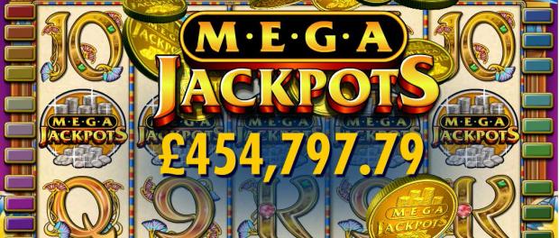 Mega Jackpots Cleopatra Winner