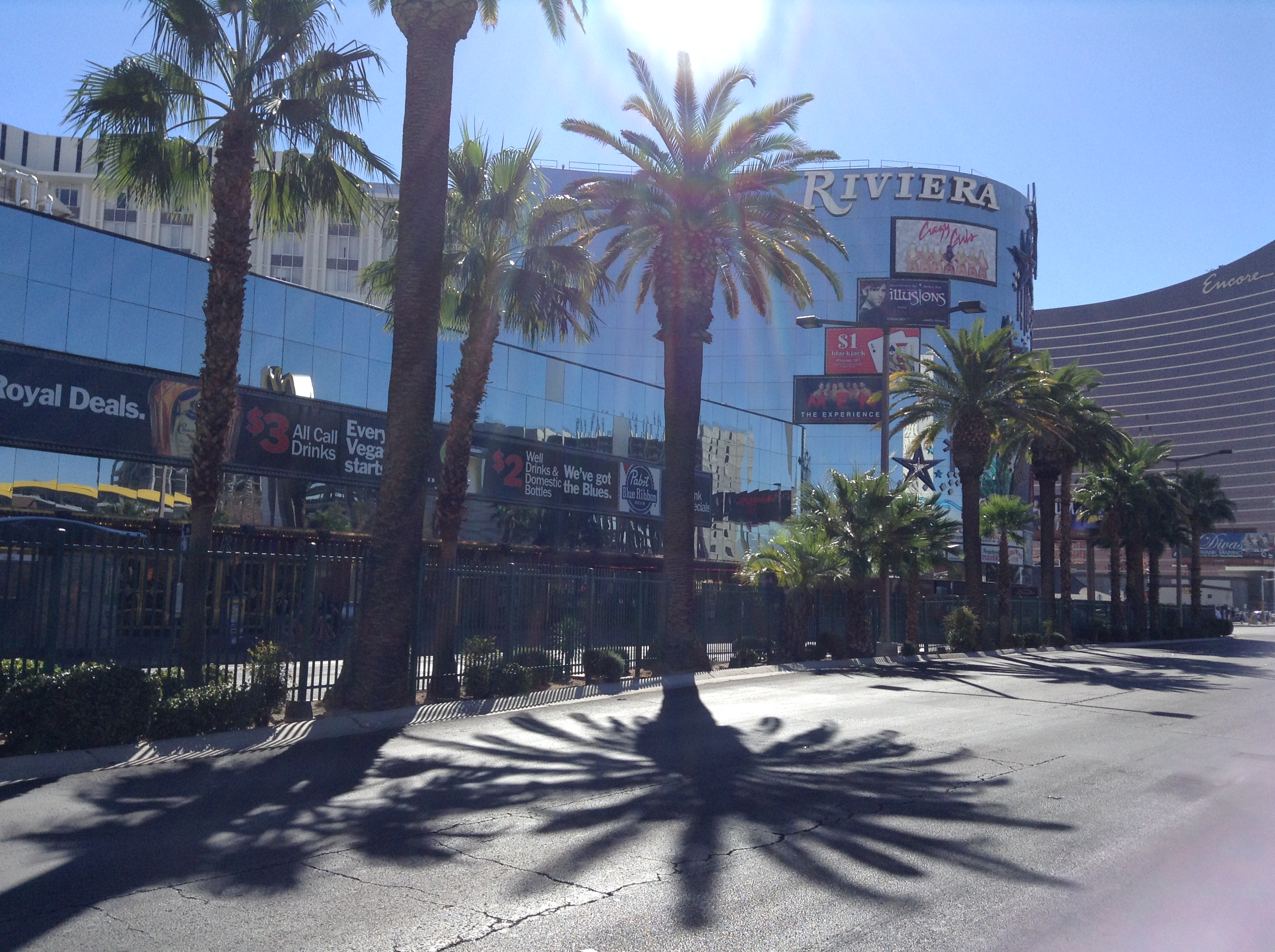Riviera hotel las vegas liquidation sale is may 4 2015 for Riviera resort las vegas