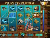 Nemos Voyage Slot Machine