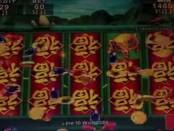 Konami China Shores Slot Machine at MoneyGaming Casino