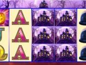 Spooky House Slot Machine at MoneyGaming Casino