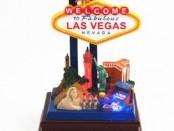 Las Vegas Strip Desk Model