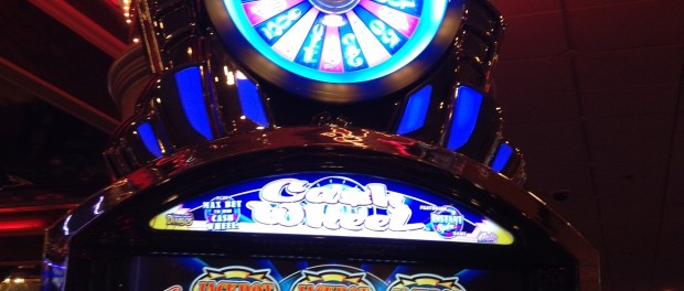 Cash Wheel Slot Machine
