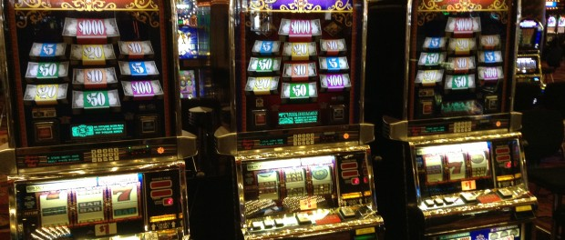Top Dollar and Double Top Dollar Slot Machines