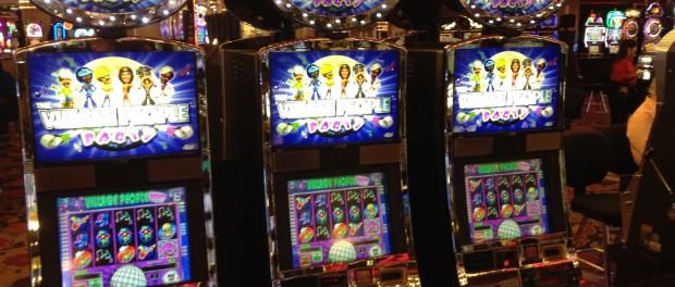 Village People Party Slot Machines