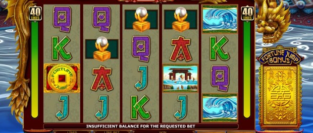 Fortune Jump Slot Machine at Dafabet Casino