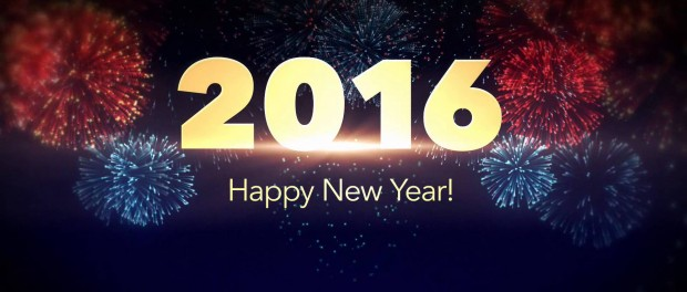 Happy New Year Casino Players 2016