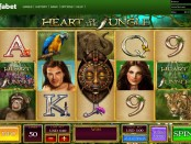 Heart of the Jungle Slot Machine at Dafabet Games