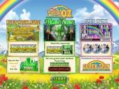 The Winnings of Oz Slot Machine at Dafabet Games