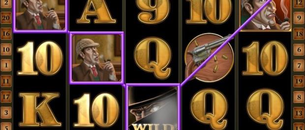 Sherlock Mystery Slot Machine at Dafabet Casino