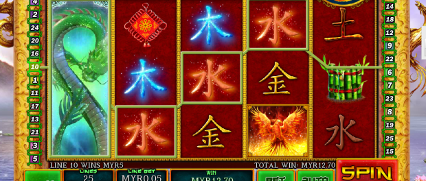 Fei Long Zai Tian at Dafabet Casino – Win Spin 1