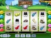 Golden Tour Slot Machine at Dafabet Casino
