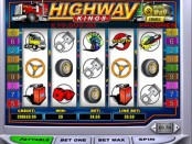 Highway Kings Slot Machine at Dafabet Casino