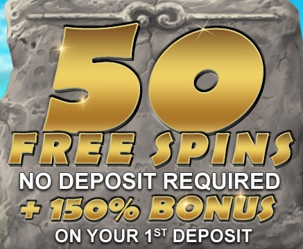 50 free spins casino no deposit