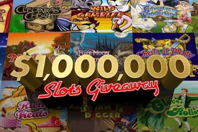 Bet365 Games 1000000 Slot Giveaway