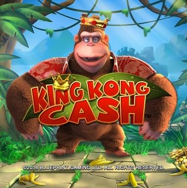 King Kong Cash Slot Machine at Sky Vegas