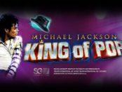 Michael Jackson King of Pop Slot Machine EuCasino