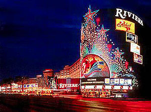 Riviera Casino Hotel Las Vegas