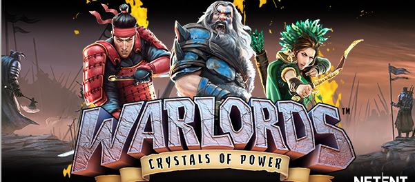 Warlords Crystals Of Power Slot Machine