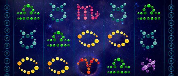 Planet Zodiac Slot Machine at EUCasino