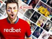 Redbet Casino C-More Premium Promotion
