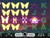 Butterfly Staxx Online Slot Machine at SlotsMagic Casino