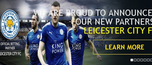 Dafabet Sportsbook Sponsors Leicester City Football Club UK