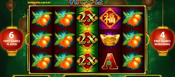 Fu Dao Le Slot Machine at PlayOjo Casino