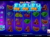 Wild Play Super Bet Slot Machine At EU Casino