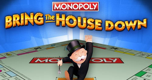 Monopoly Bring The House Down Slot Machine at EU Casino